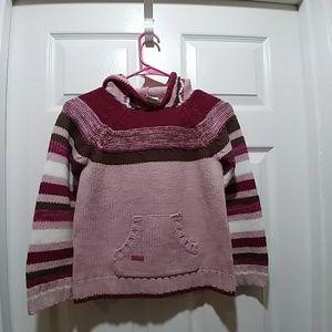 Girls Naartjie Hooded Sweater